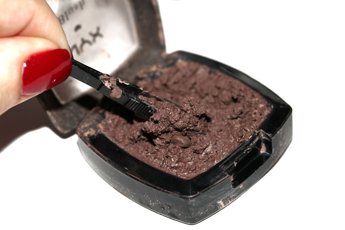 IMG 17361 How to save a cracked powder product/ Press a mineral product
