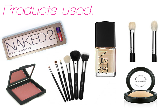 products Makeup Tutorial: Urban Decay Naked 2