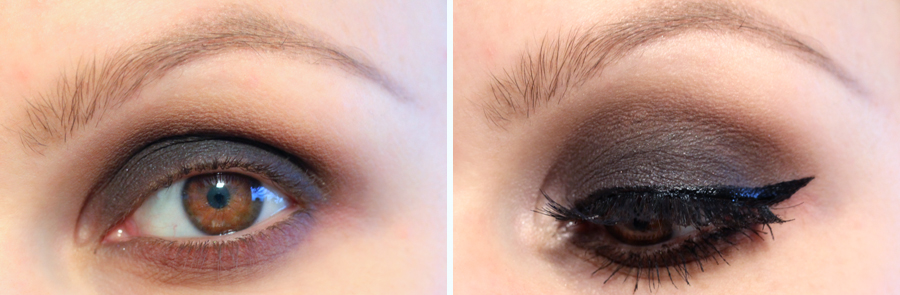 makeup tut3 Makeup tutorial: Smokey eyes