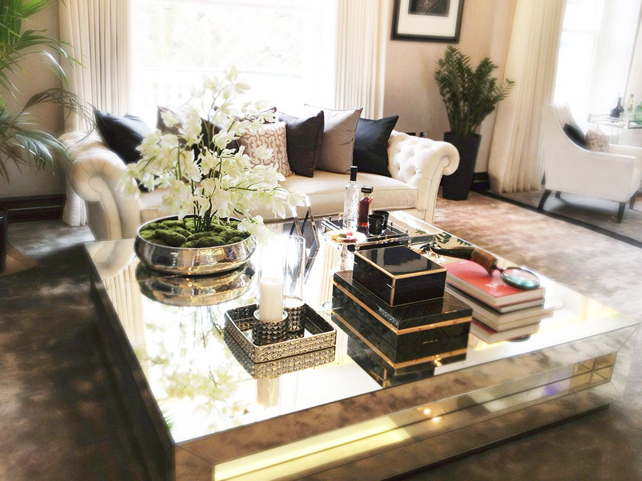 coffee table Exclusive preview: Holland Park