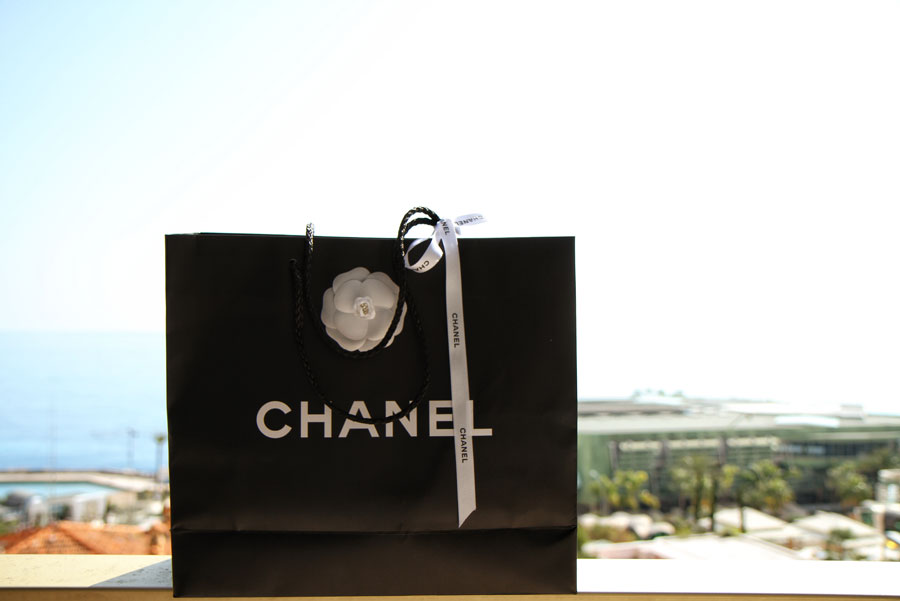 IMG 3892 Whats in my Chanel shopping bag?