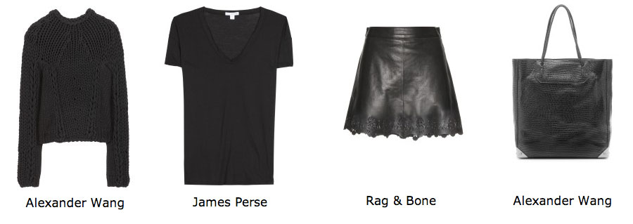 sale mytheresa black Summer Sale favourites at MyTheresa