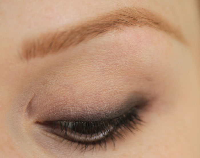 IMG 6658 How to: Easy smokey eye in brown using few products :)