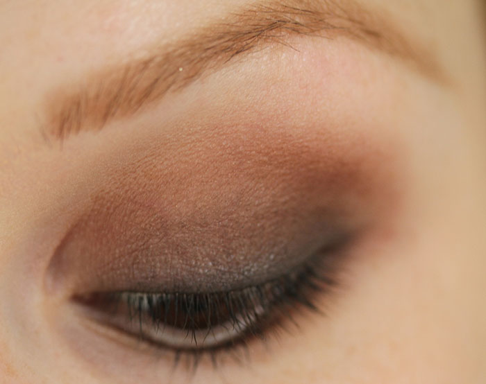 IMG 6671 How to: Easy smokey eye in brown using few products :)