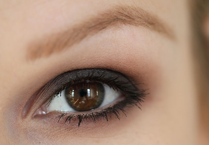 IMG 6681 How to: Easy smokey eye in brown using few products :)