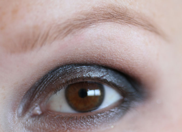 IMG 9136 Naked in the Night   Makeup tutorial with the Urban Decay Naked palette