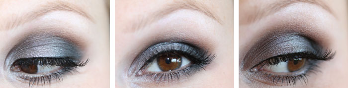 Untitled 116 Naked in the Night   Makeup tutorial with the Urban Decay Naked palette